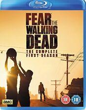 Fear The Walking Dead - Season 1 [Blu-ray] [2015] [Region Free] [DVD][Region 2]