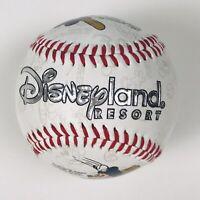 Disney Parks White Mickey Mouse Disneyland Resort Collectible Souvenir Baseball