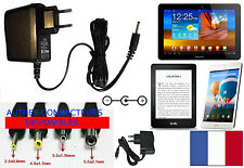 CHARGEUR TABLETTE ANDROID DC 9V 2A 2,5mm SmartQ T30/T20/T19/ZENITHINK C91 ZT280