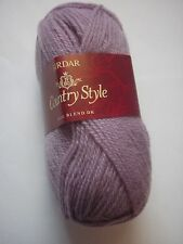 10 x 50g Sirdar Country Style Double Knit Wool/Yarn for Knitting/Crochet