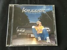 Kazzer: Petal To The Metal CD Single (More CDs in my eBay Store)