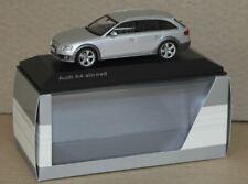 Schuco Audi A4 Allroad 1:43 Sondermodell Audi Delaer eissilber metallic limit.