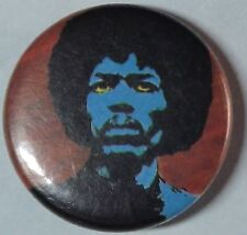 JIMI HENDRIX Old/Vtg 1980`s Button Pin Badge (not patch shirt lp cd)