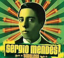 Timeless Digipak Sergio Mendes CD New 2006 Concord With Stevie Wonder Jill Scott