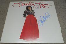 COUNTRY LEGEND LORETTA LYNN signed autographed Vinyl album I LIE