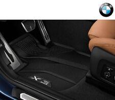 Original BMW X3 Allwetter Fussmatten vorne G01 Gummi-Matten NEU 51472450511
