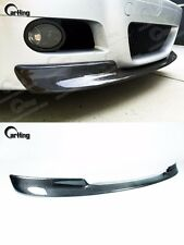 US STOCK ! CARBON FIBER 01-06 BMW E46 M3 CSL type II FRONT LIP SPLITTER SPOILER
