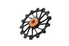 KCNC Road MTB Cycling Bike Oversized Derailleur Pulley Sealed Bearing 14T Black
