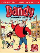The Dandy Annual 2018 (Annuals 2018) by Parragon Books Ltd Book The Cheap Fast