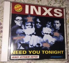 Need You Tonight and Other Hits by INXS (CD, Sep-2004, Rhino Flashback (Label))