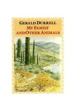 My Family and Other Animals by Durrell, Gerald Hardback Book The Fast Free