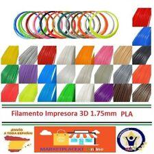 FILAMENTO PLA PREMIUM 1.75MM VARIOS COLORES,VARIAS MEDIDAS IMPRESORAS 3D ESPAÑA