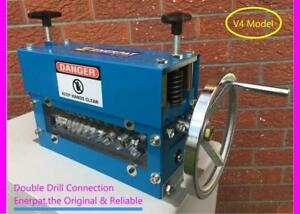 Enerpat® Wire stripper, cable stripping machine, Wheel+Drill strip V4 *AU SELLer