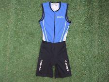 # BNWOT ~ Craft rendimiento para Triatlón tri Traje De Carreras Piel de velocidad ~ ~ Pequeño Rrp £ 70