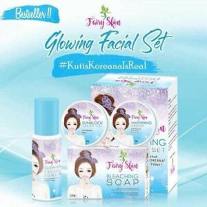 Fairy Skin Glowing Facial Set Maintenance AUTHENTIC🇬🇧🇵🇭