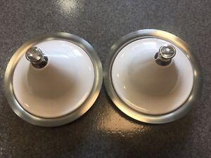 All-Clad Mini Tagine set of 2 Brand New  Chefs delight! rare all clad