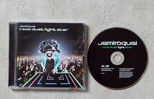 "CD AUDIO INT/ JAMIROQUAI ""ROCK DUST LIGHT STAR"" CD ALBUM 2010 MERCURY 12 TRACKS"