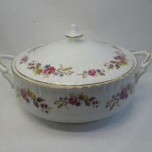 "Royal Stafford Patricia 12 Plates (10"" ), 6 Side plate, 2 Tureens, 6 Plates (8"")"