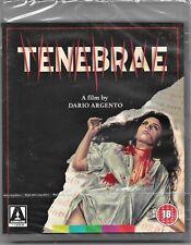 Dario Argento's: Tenebrae Blu Ray Region B Free Post