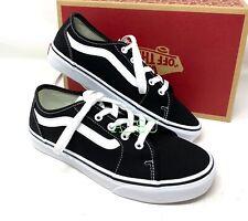 VANS Filmore Low Top Decon Canvas Black Men's Size Sneakers VN0A45NM1WX1