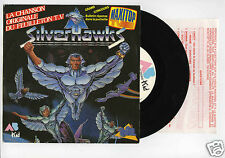 45 RPM SP TV SERIE SILVER HAWKS LES MUSCLES