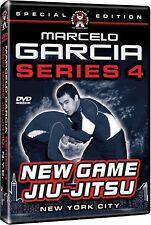 Marcelo Garcia Series 4: New Game Jiu-Jitsu! New DVD's!
