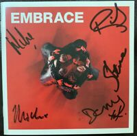 Embrace - SIGNED - Out Of Nothing (2004) CD Album
