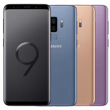 Samsung Galaxy S9+ Plus Désimlocké Téléphone Mobile 64Go Octa Core Android Wi-Fi