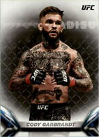 2018 Topps UFC Knockout Trading Card Pick
