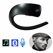 Hd Stereo Voice Bluetooth Headset In Ear Headphones for iPhone Samsung Lg Huawei