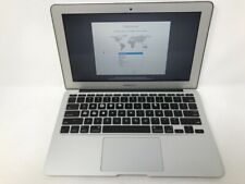 MacBook Air 11 Mid 2011 MC968LL/A 1.6GHz i5 2GB 64GB SSD - Good Condition - READ