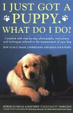 I Just Got A Puppy, What Do I Do?: How to Buy, Tra