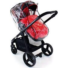 Rain Cover For Graco Evo Carrycot & Stroller All In 1 Wind Rain Coverall