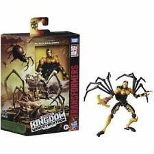 Transformers Blackarachnia Kingdom Deluxe Generations War for Cybertron
