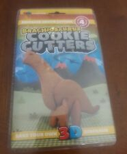 3D Bake Your Own T-Rex Dinosaur Cookie Cutter