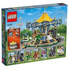 * Nuovo * LEGO 10257 Giostra-Nuovo di zecca in scatola