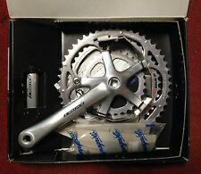 Guarnitura bici corsa Campagnolo Racing Triple road bike crankset 175 9 s v