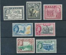 [56099] Fiji good lot MH Very Fine stamps