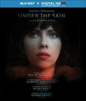 Under the Skin [New Blu-ray] UV/HD Digital Copy, Widescreen, Ac-3/Dolb