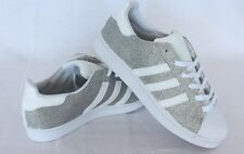Shoes adidas Superstar With Glitter up To Silver