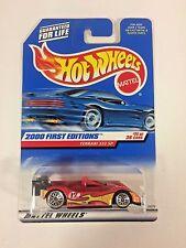 Hot Wheels Ferrari 333 SP 2000 First Edition #11/36 (T03)