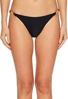Kate Spade Women's Black Bottom Bow Hardware Swimwear Size Xs 181881