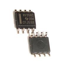 10PCS LMV358IDR TI IC OPAMP GP 1MHZ RRO 8SOIC Low-Voltage