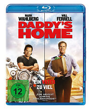 Blu-ray * DADDY'S HOME - EIN VATER ZU VIEL # NEU OVP +