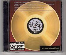 (HJ940) Mekon, Welcome To Tackletown - 1997 CD