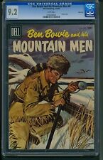 Ben Bowie and His Mountain Men #8 (1956) ~ CGC 9.2 ~ River City Pedigree
