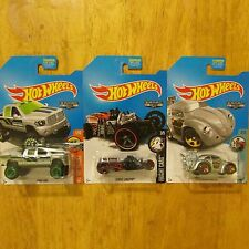 HOT WHEELS 2017 ZAMACS 3 CAR SET