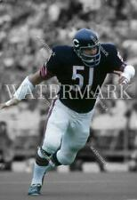 DO273 Dick Butkus Chicago Bears Football 8x10 11x14 16x20 Spotlight Photo