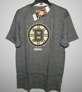 NHL CCM Vintage Boston Bruins #46 Hockey Shirt New Mens Sizes MSRP $35
