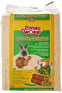 Living world Pine Shavings - 56 Litre